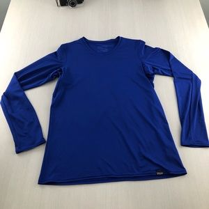 Patagonia Baselayer Long Sleeve size Small